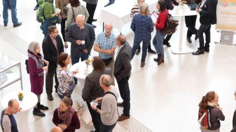 Oberösterreichischer Umweltkongress 2019: BauCOOLtour – Urbane Streifzüge in Zeiten des Klimawandels